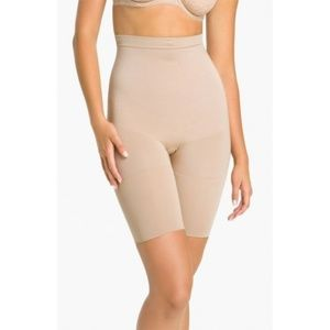 Spanx 067 Slim Cognito High Waist Mid Thigh S